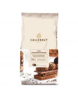 Mus z ciemnej czekolady Callebaut 800g