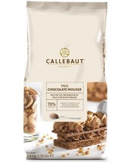 Mus z mlecznej czekolady Callebaut 800g