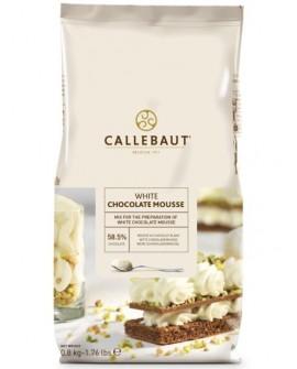 Mus z białej czekolady Callebaut 800g