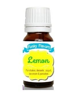 Aromat FF CYTRYNOWY 10 ml bez cukru bez tłuszczu