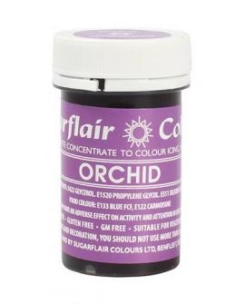Barwnik w żelu Sugarflair ORCHIDEA