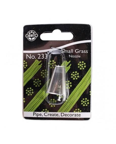 Tylka specjalna - MAŁA trawa, włosy nr 233 JEM do małej trawy