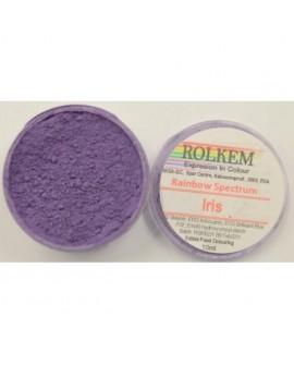 Barwnik pyłkowy Rolkem RAINBOW Iris 10 ml