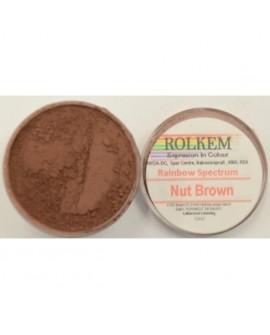 Barwnik pyłkowy Rolkem RAINBOW Nut Brown 10 ml