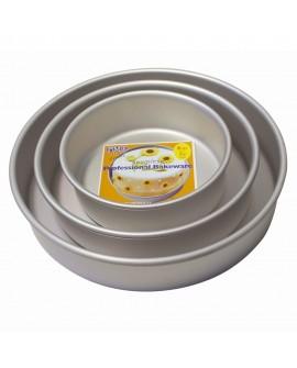 Forma do pieczenia bezszwowa PME 10x10 cm