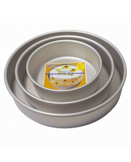 Forma do pieczenia bezszwowa PME 20x10 cm