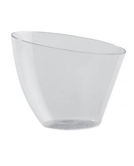 Pucharek okrągły 140 ml zestaw 18 szt.