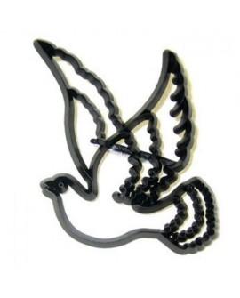 Wykrawaczka Patchwork GOŁĄBEK Gołąb Reverse Dove