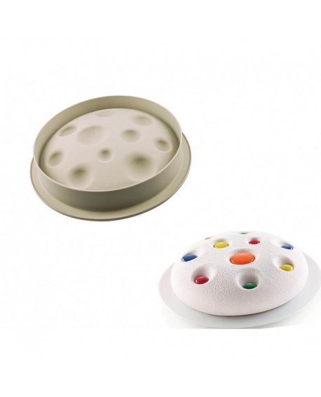 Forma silikonowa 3D Silikomart Luna