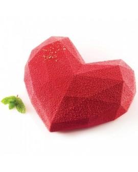 Forma silikonowa 3D Silikomart Amore Origami