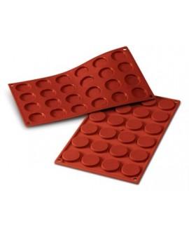 Forma silikonowa MINI FLORENTYNKA 3.5 cm
