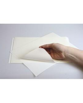 Papier cukrowy A4 do drukarki - 3 arkusze