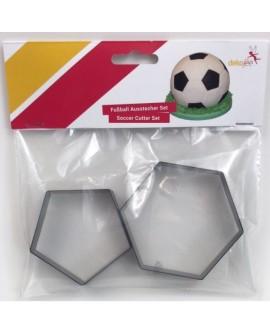 Foremki do piłki nożnej 2 szt. Piłka