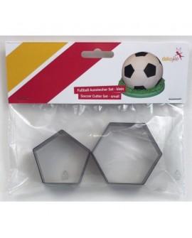 Foremki do piłki nożnej 2 szt. małe Piłka