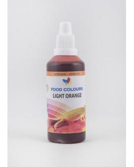 Barwnik do aerografu POMARAŃCZOWY JASNY 60 ml Food Colours