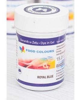 Barwnik w żelu Food Colours NIEBIESKI KRÓLEWSKI