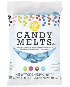 Dropsy czekoladowe Wilton Candy Melts NIEBIESKIE