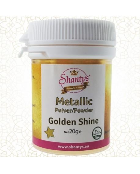 Barwnik pyłkowy Shantys Golden Shine 20g ZŁOTO