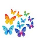 Motyle waflowe MIX 87 szt.