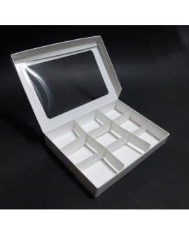Pudełko kartonik na makaroniki