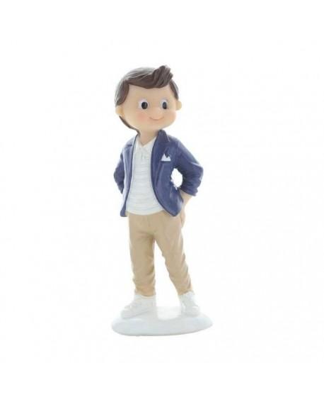 Figurka KOMUNIA Chłopiec 12 cm