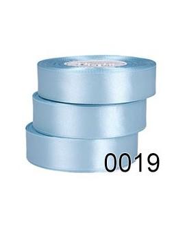 Wstążka satynowa 12mm BŁĘKITNA 32m