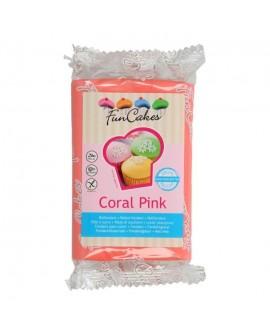 Masa cukrowa Fun Cakes KORALOWA 250 g Coral Pink