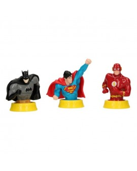 Figurka na tort LIGA SPRAWIEDLIWOŚCI Batman, Superman, Flash
