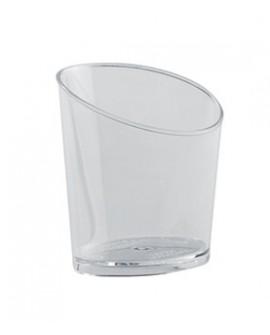 Pucharek SZKLANKA 50 ml zestaw 18 szt.