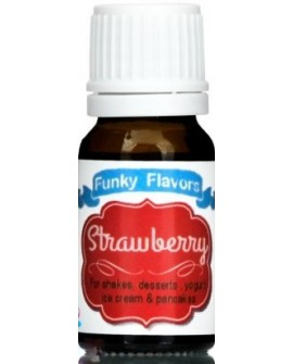 Aromat FF TRUSKAWKOWY 10 ml Strawberry