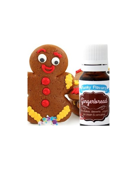 Aromat FF PIERNIKOWY 10 ml Gingerbread
