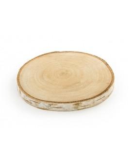 Podstawka drewniana 12 cm 2 sztuki