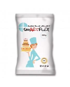 Masa cukrowa Smartflex BŁĘKITNA 0,25 kg Baby Blue