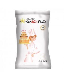 Masa cukrowa Smartflex BIAŁA 1 kg