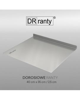 Blacha DR - podkładka pod rant 40x35 cm