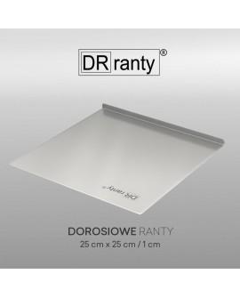 Blacha DR - podkładka pod rant 25x25 cm