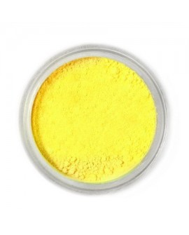 Barwnik pyłkowy MATOWY Fractal Lemon Yellow CYTRYNOWY ŻÓŁTY