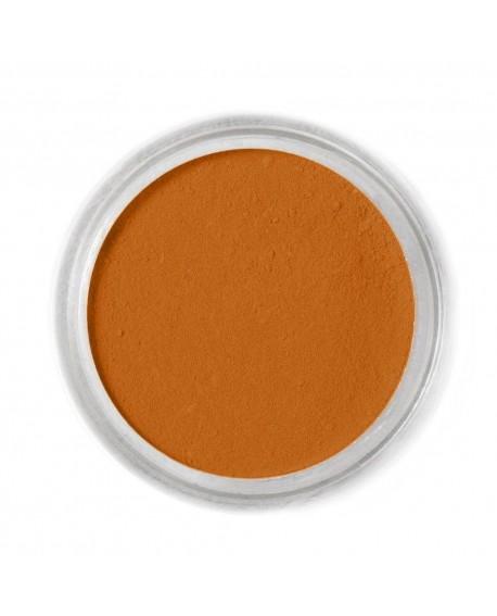 Barwnik pyłkowy MATOWY Fractal Squirrel Brown BRĄZ WIEWIÓRKI