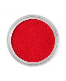 Barwnik pyłkowy MATOWY Fractal Burning Red PALĄCA CZERWIEŃ