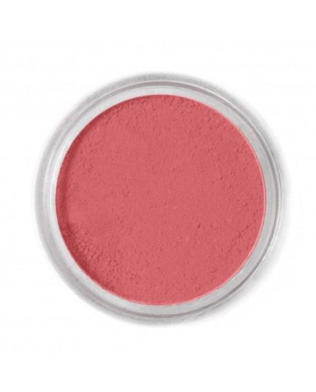 Barwnik pyłkowy MATOWY Fractal Claret BORDO