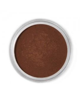 Barwnik pyłkowy MATOWY Fractal Dark Chocolate CIEMNA CZEKOLADA