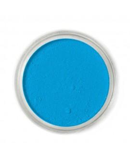 Barwnik pyłkowy MATOWY Fractal Adriatic Blue BŁĘKIT ADRIATYKU
