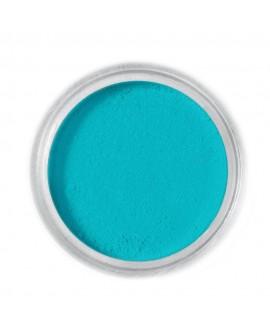 Barwnik pyłkowy MATOWY Fractal Lagoon Blue BŁĘKITNA LAGUNA