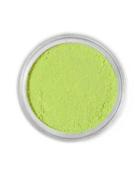 Barwnik pyłkowy MATOWY Fractal Fresh Green ZIELEŃ ŚWIEŻA