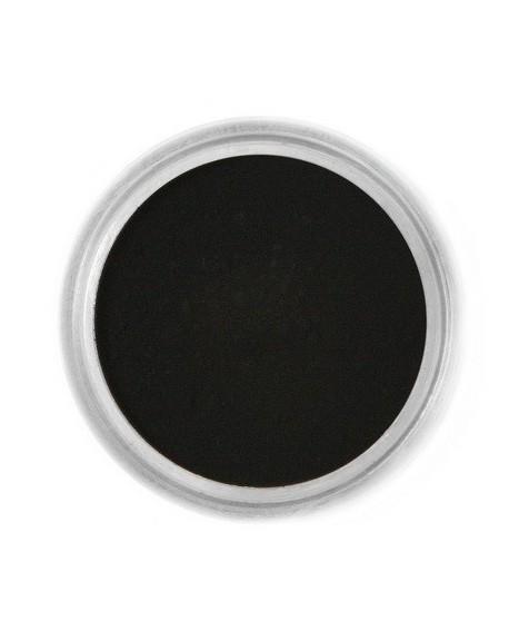 Barwnik pyłkowy MATOWY Fractal Black CZARNY