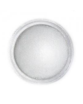Barwnik pyłkowy PERŁOWY Fractal Light Silver Jasne Srebro