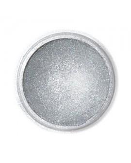 Barwnik pyłkowy PERŁOWY Fractal Dark Silver