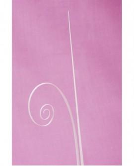 Trawa dekoracyjna 42,5 cm  BIAŁA