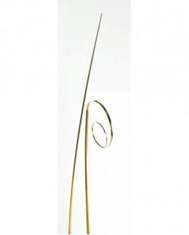 Trawa dekoracyjna 42,5 cm  ZŁOTA