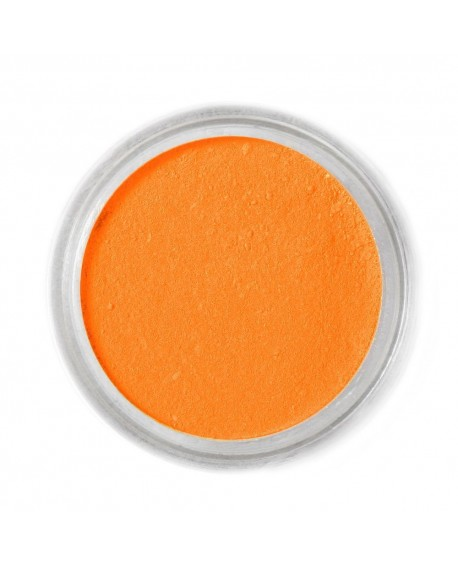 Barwnik pyłkowy MATOWY Fractal Mandarin MANDARYNKA